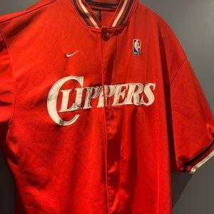 LA Clippers Baseball Jersey